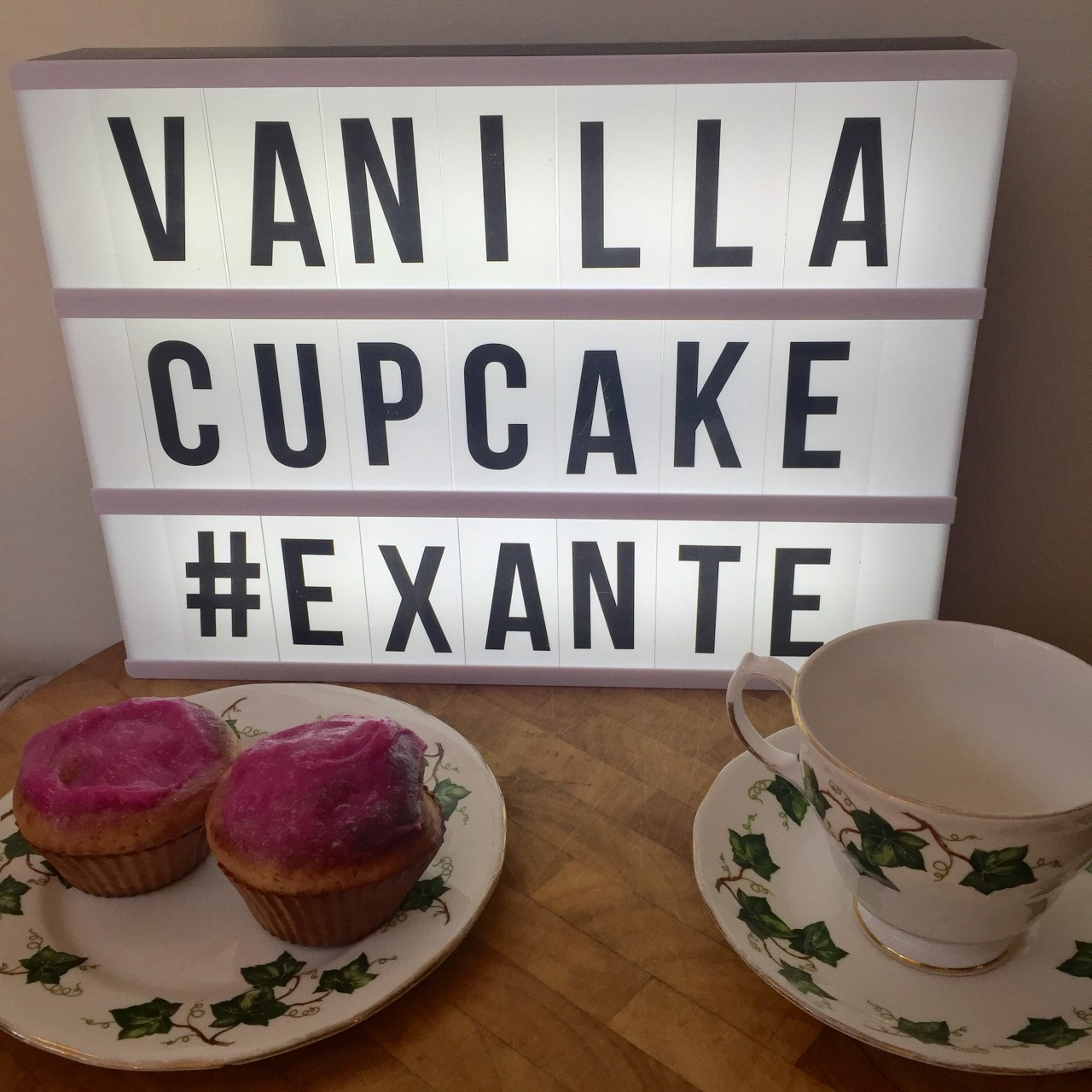 Exante – Life with the saunders